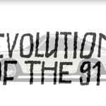 Porsche 911: 53 Jahre Design anschaulich animiert