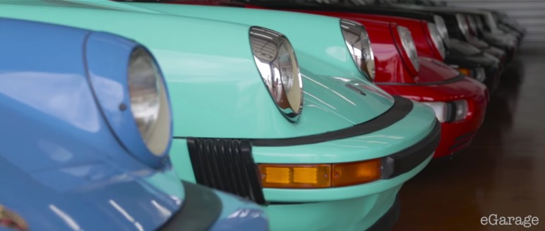 Porsche Sammler