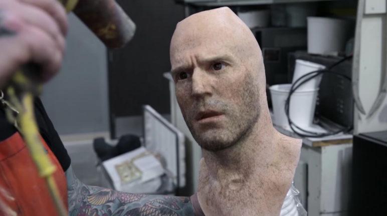 Jason Statham LG G5 Werbung