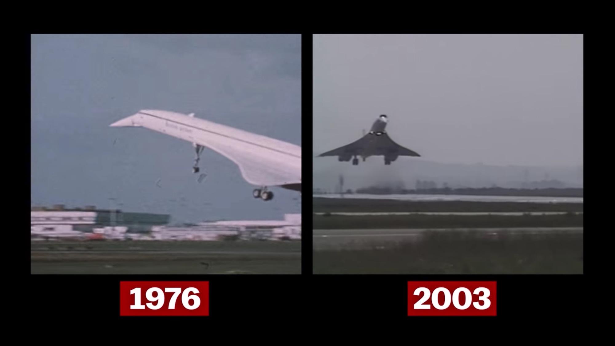 Concorde Dokumentation
