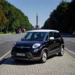 Der Neue: Giuseppe (Fiat 500L Trekking)