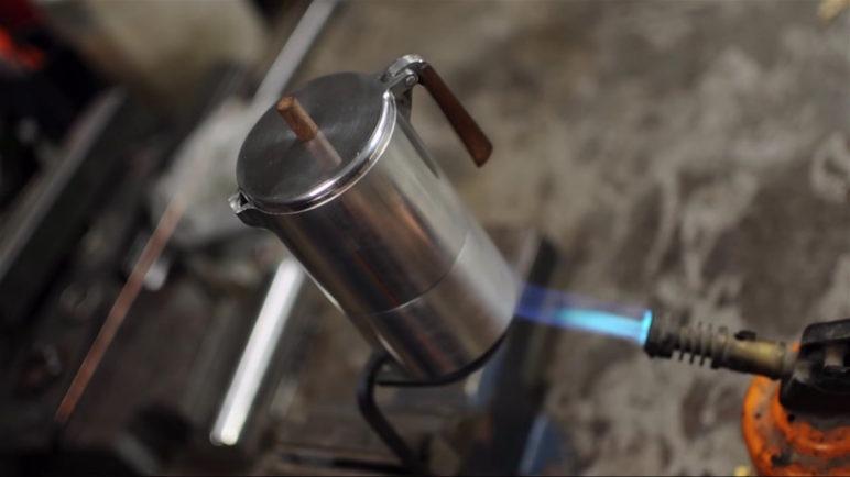 Espressokocher selber machen