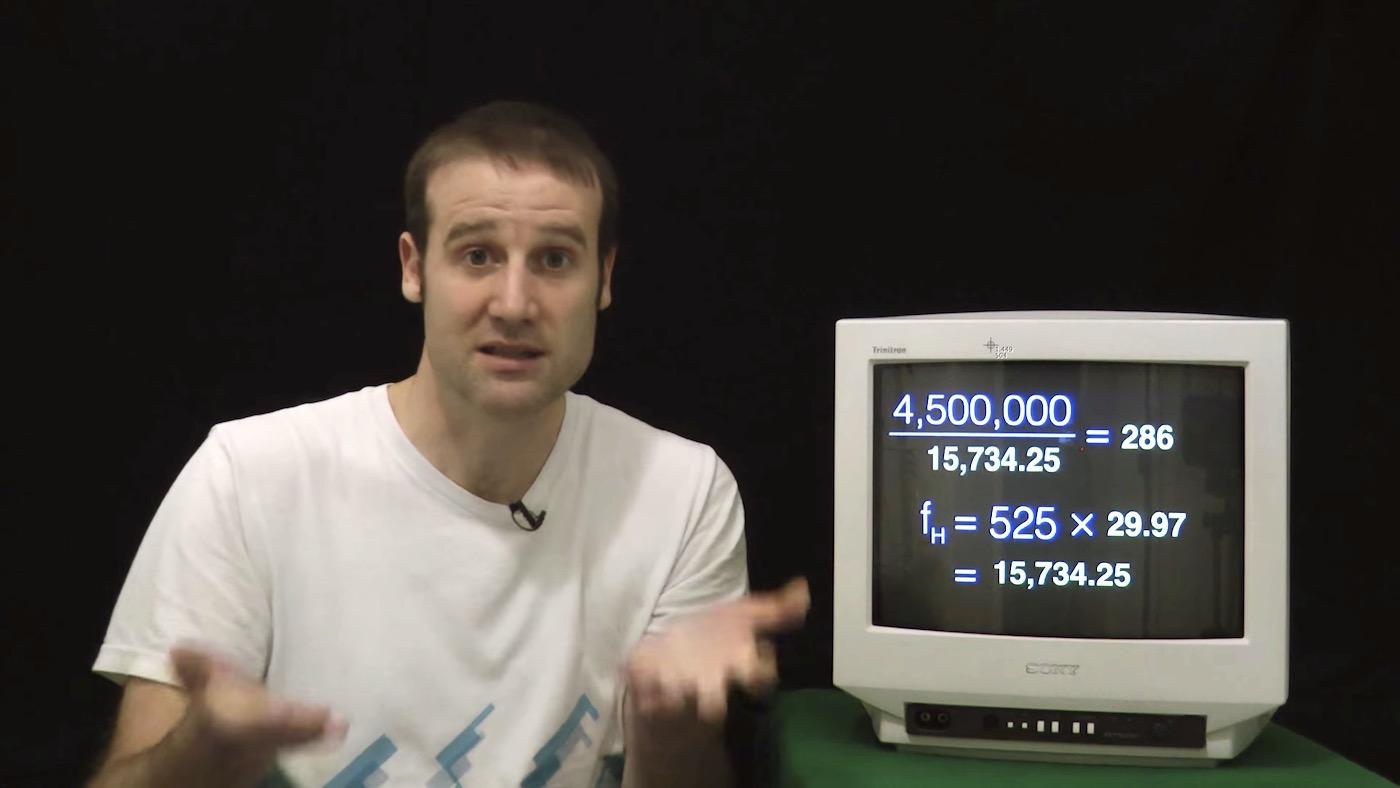 Warum es Videos mit einer Bildrate von 29,97 Bildern pro Sekunde ...