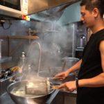 Video-Portrait über den Besitzer eines Ramen-Restaurants in Tokio