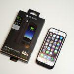 Ausprobiert: mophie juice pack reserve für das iPhone 6 / 6S