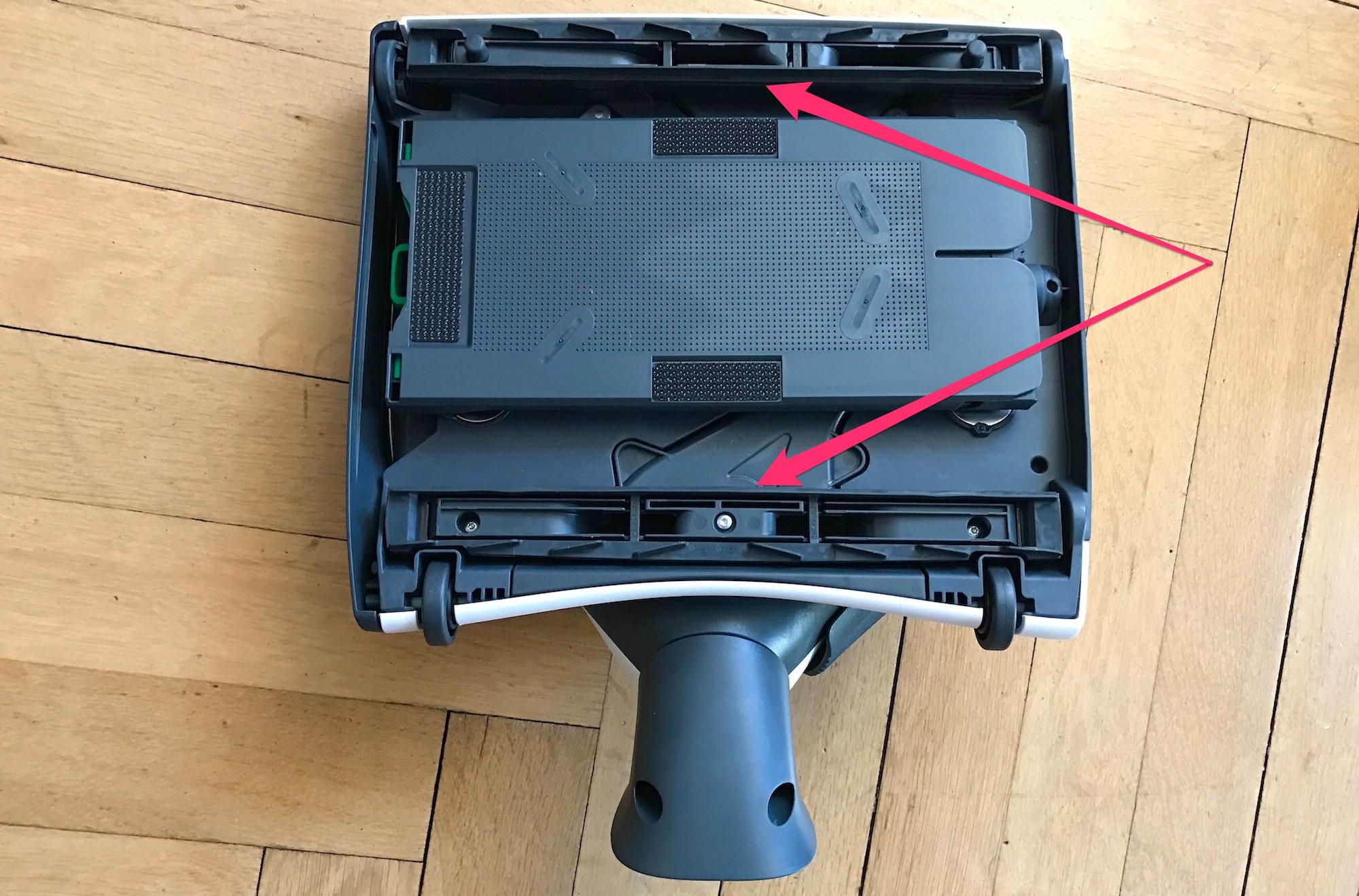 ausprobiert vorwerk kobold sp530 saugwischer in. Black Bedroom Furniture Sets. Home Design Ideas