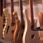 Handwerkskunst: So werden bei Serek Bassgitarren gebaut