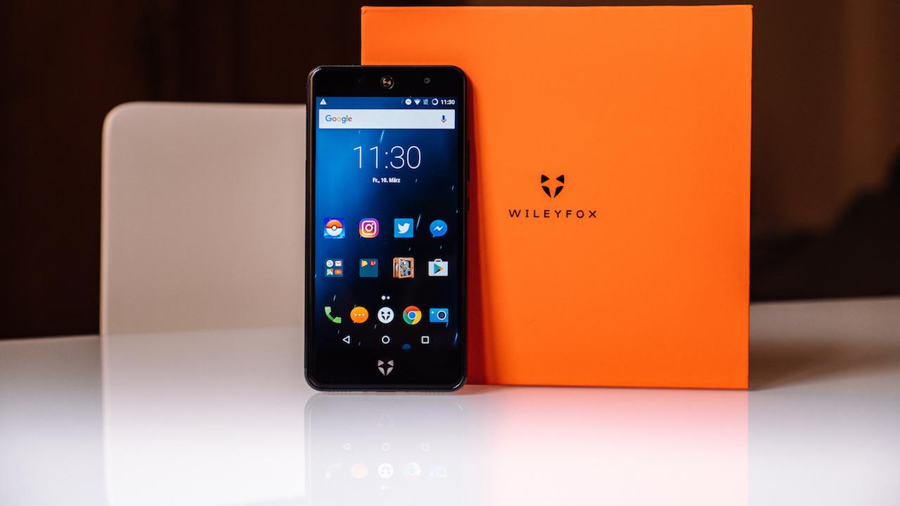 Ausprobiert: Wileyfox Swift 2 Plus Android Smartphone (+