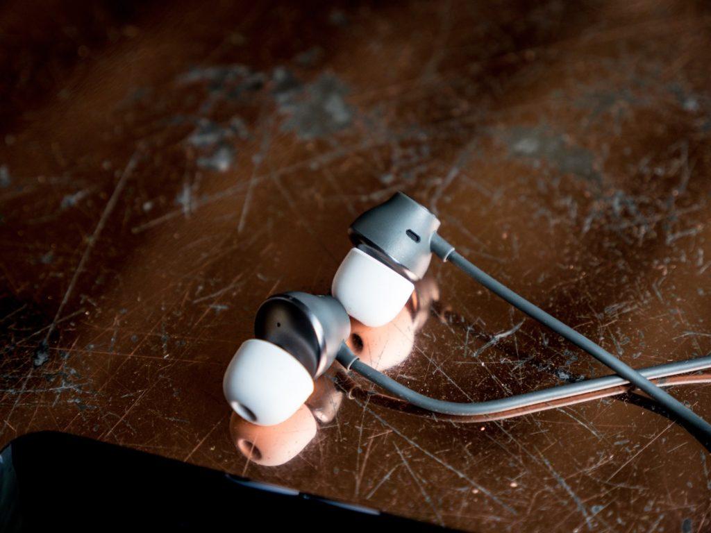 HTC USonic-Kopfhörer