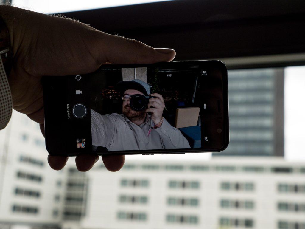 HTC U11 Selfie