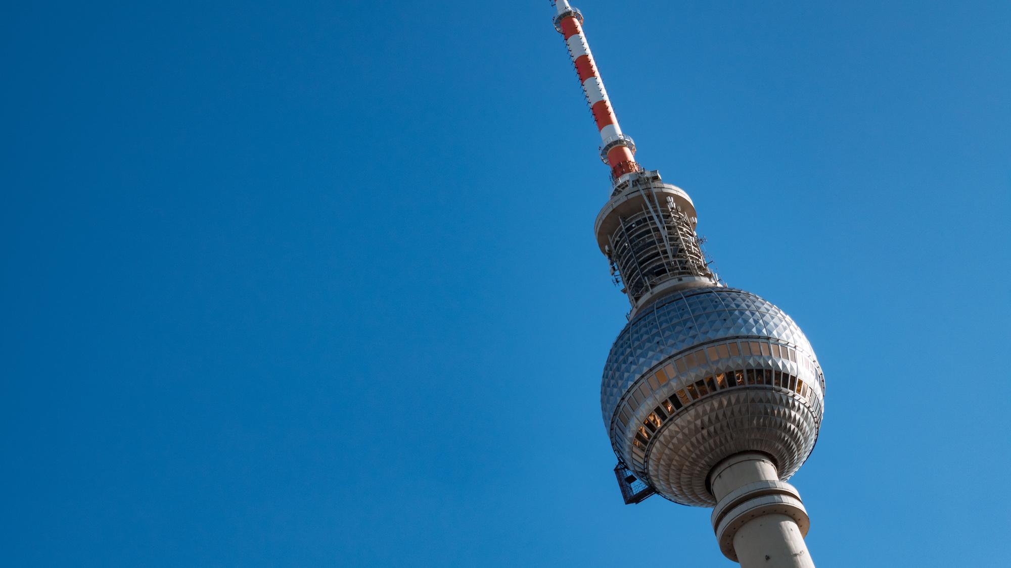 Ferienloft Berlin zu besuch in auf und über dem berliner fernsehturm gillyberlin